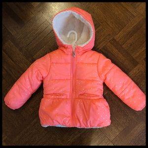 🆕 {OshKosh B'Gosh} Winter Puffer Coat